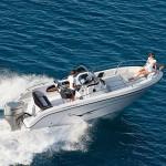 Ranieri voyager - boat rental monaco