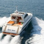 Location leopard 23 yacht charter - monaco cannes nice