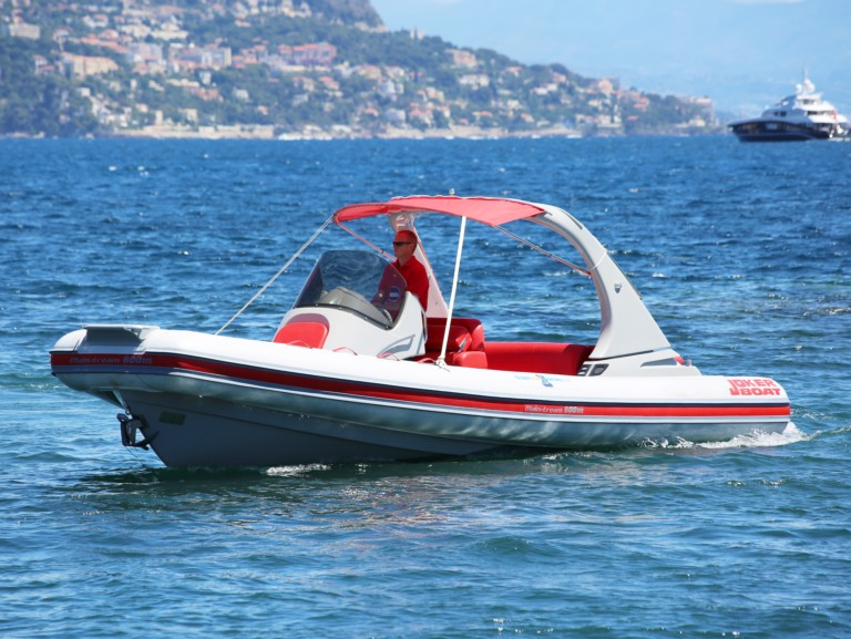 Mainstream 800 location bateau - St jean, Nice, Monaco, Cannes EASY BOAT BOOKING YACHT CHARTER MONACO BOAT HIRE MONTECARLO MONACO BOATBOOKING BOAT RENTAL