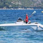 Bateau Ranieri voyager - réservations de bateaux